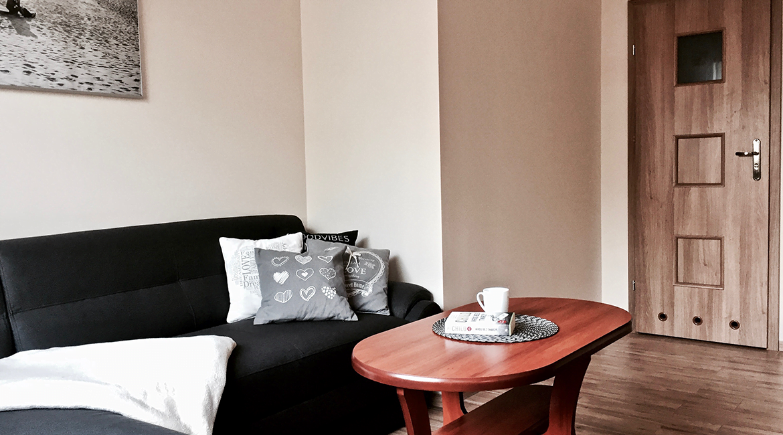 Apartament w Pobierowie - Małgorzata Winnik